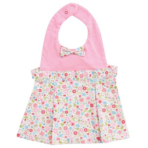 Dress Up Bib Spring Flower