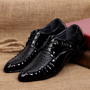 Men's Business Shoes Men's Shoe Casual Shoe Black