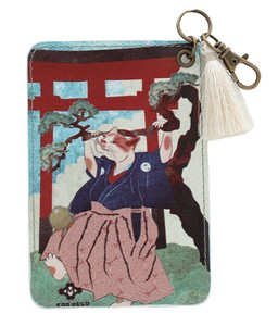 Commuter Pass Holder Torii
