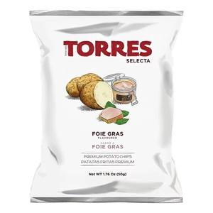 ★大人気商品★【TORRES/トーレス】フォアグラ風味ポテトチップス