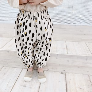Girl Boys Leopard Kids Pants Bottom Kids Children's Clothing