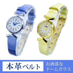 Objects and Ornaments Ornament Analog Watch Wrist Watch Genuine Leather Band
