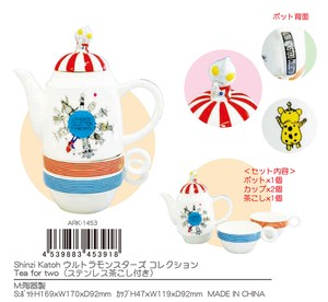 SHINZI KATOH Monster Collection Tea Fords Tea Pot Cup