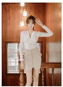 One-piece Dress Set Suit Set One-piece Dress Sexy