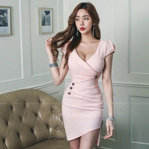 One-piece Dress One-piece Dress Party Dress Sexy Office Lady
