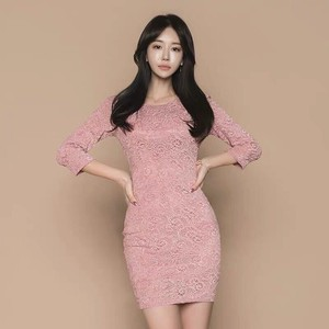 Party Dress One-piece Dress One Piece Semi-formal Wedding Miss Night Dress