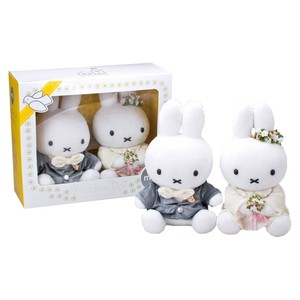 Under Confirmation Soft Toys [Sekiguchi] Miffy Wedding