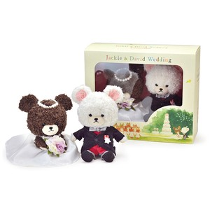 The Bear's School Wedding Set