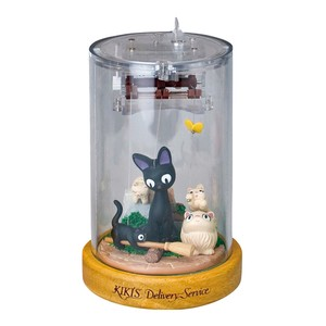 [Sekiguchi] music box Kiki's Delivery Service The black cat Jiji