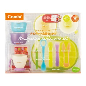 Combi Baby Objects and Ornaments Ornament Plates & Utensil Set