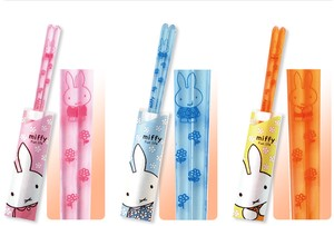 Miffy Fan Life Clear Chopstick