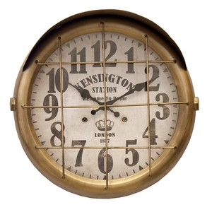 Antique Clock Marine