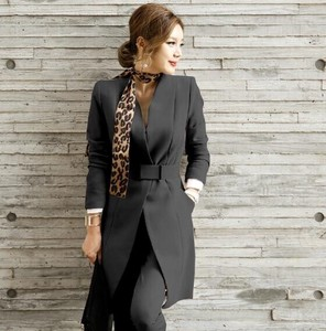 Ladies Suits with Pants Ladies Suit Set Formal Ceremony Suits Commuting Admission Graduate