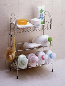 Stainless Shampoo Rack