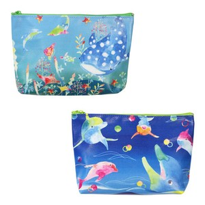 Lamination Pouch 2 type Whale Shark Dolphin