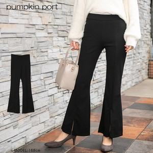 ponte fabric Flare Pants