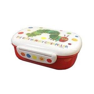 Bug, Flower & Plant Book Lunch Box Dot