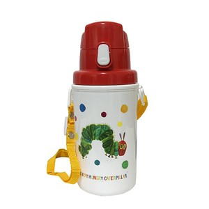 Bug, Flower & Plant Book Water Flask Dot