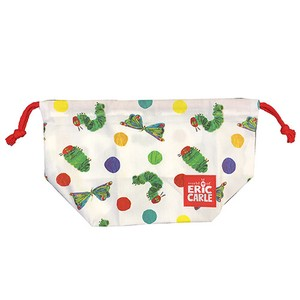 Bug, Flower & Plant Book Lunch Bag Dot