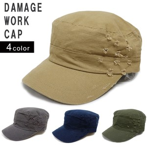 Military Cap Hats & Cap Men's Ladies Cap Work Damage Processing Plain Cotton KEYS