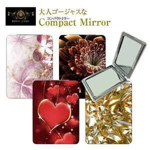 Original Print Compact Mirror Adult
