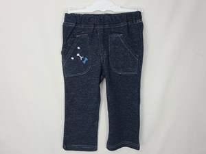 [ 2020NewItem ] Stretch Denim Fleece Pocket bear Pants