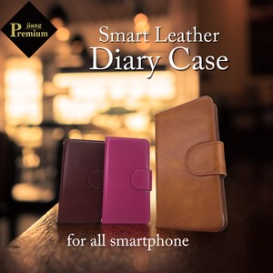 Genuine Leather Ride Notebook Type Case iPhone