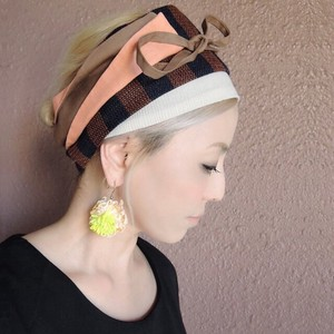 Color Attached Turban Adjustment Freedom