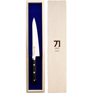 NAGAO Kitchen knife 150mm Blue paper No.2 steel -KATANA- HEKIREKI
