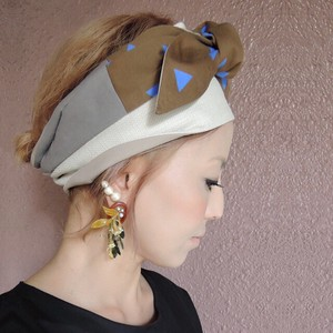 Triangle Design Turban Control freely