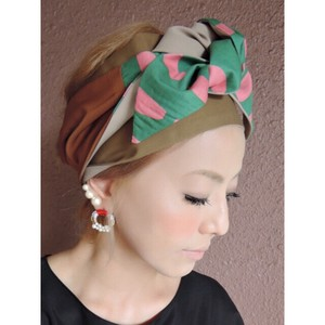 Beautiful Color Turban Control freely