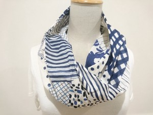 Cotton Double Gauze Snood