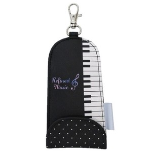 Keyboard Attached School Bag Key Case