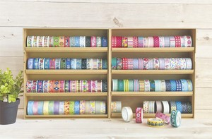 Washi Tape Case Washi Tape Storage Case Collection Box Gift Design Stationery