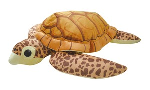 Big Soft Toy Sea Turtle