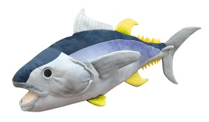 Big Soft Toy Tuna