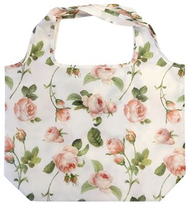 ECO BAG ROSE エコバッグ ローズ パールピンク