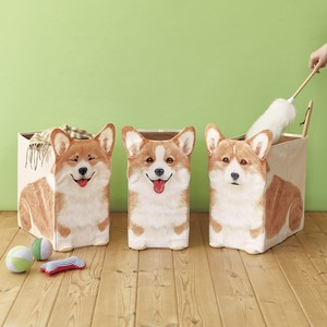 Corgi Storage Box