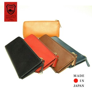 Tochigi Leather type Long Wallet Made in Japan