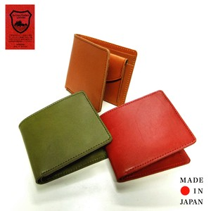 [ 2020NewItem ] Tochigi Leather Two Wallet Small Size