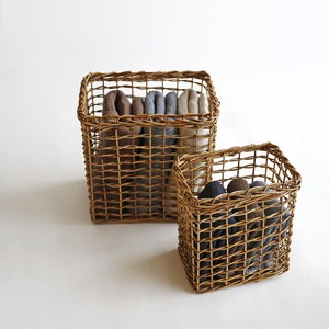 Lattice Basket Rectangle Tall