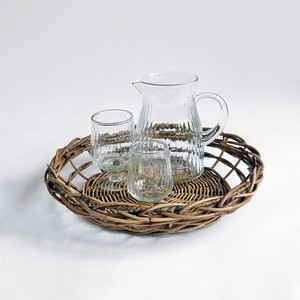Lattice Round Tray