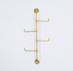 Brass Brass Wall Hook Objects and Ornaments Ornament