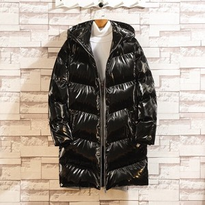 Down Jacket Men's Padding Coat A/W Jacket Outdoor Good