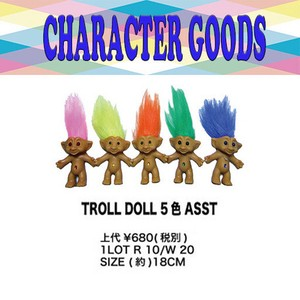 Roll 18cm Doll Character Fairy