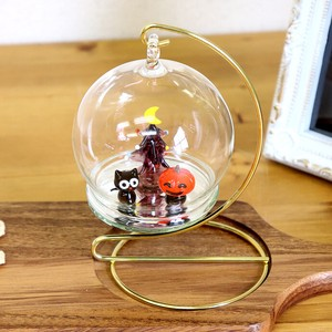 Halloween Glass Bowl Vietnam Glass Ornament Decoration Halloween Pumpkin