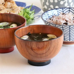 Wooden Soup Bowl China