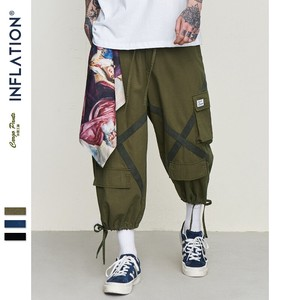 Men's 9/10Length Casual Pants S/S