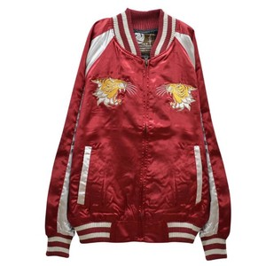 Japanese Pattern Embroidery Sukajan Jacket