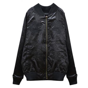 Sukajan Jacket Japanese Pattern Embroidery Reversible Outerwear Blouson